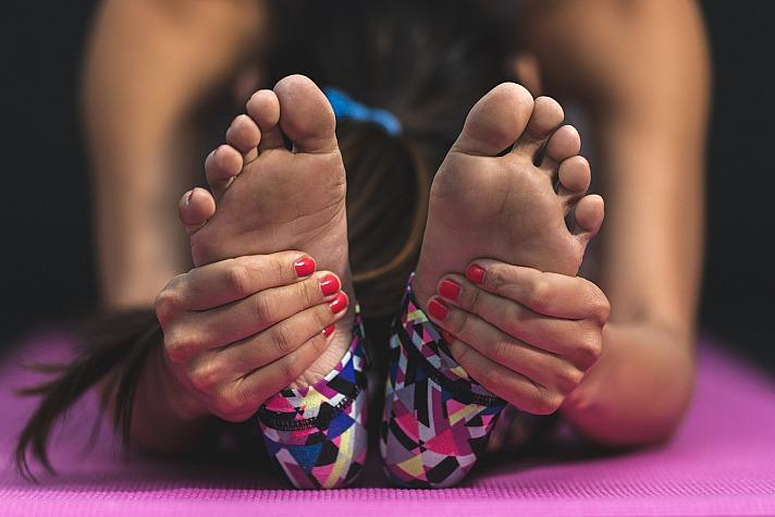 Selbsterkenntnis mit Hand und Fuß