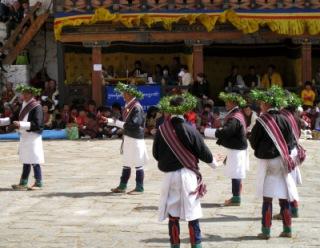 Der junge König Jigme Khesar Namgyel Wangchuk war beim Amtsantritt im Jahr 2006 erst 26 Jahre alt