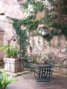Arabische Bäder in Palma | Architektur » Brunnen | Jacqueline Kärger / pixelio
