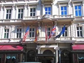 Wiens feine Hotel-Adresse | Europa » Österreich | Rainer Sturm / pixelio
