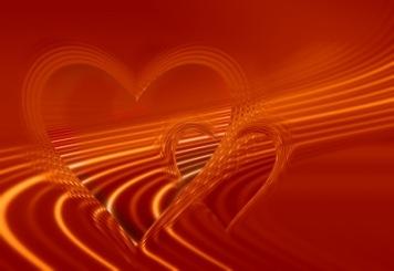 Background Orange 9 | Freestyle » Hintergründe | Gerd Altmann / pixelio