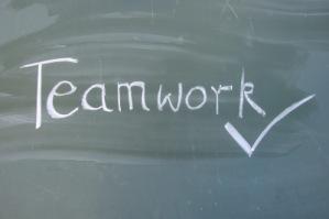 Teamwork | Objekte | S. Hofschlaeger / pixelio