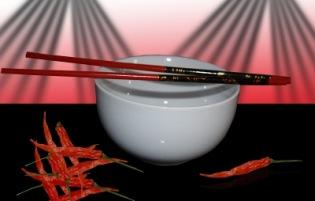 Asiatische Esskultur | Objekte » Wohnen | Marianne J. / pixelio