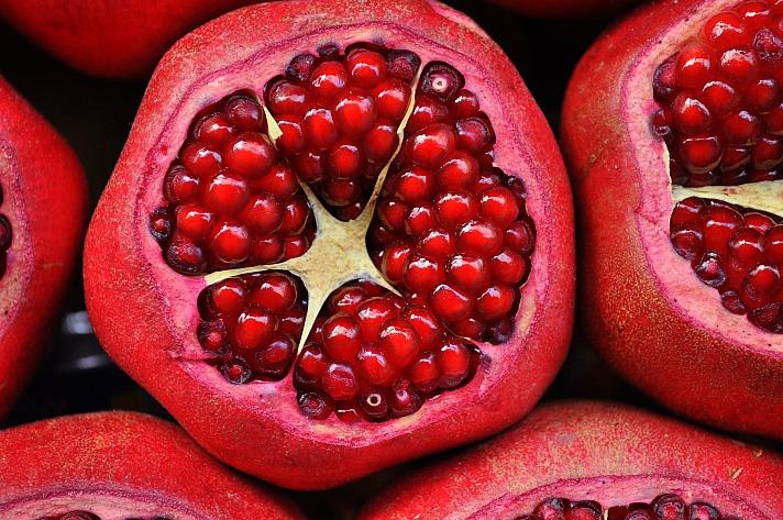 Granatapfel 6   Essen & Trinken » Früchte & Obst