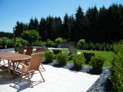 relax cottage exclusive ferienwohnungen wellness ganz. Black Bedroom Furniture Sets. Home Design Ideas