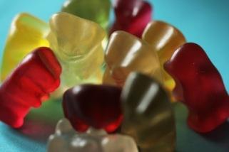 Gummibärchen mal anders | Essen & Trinken » Süßigkeiten | Gisela Peter / pixelio