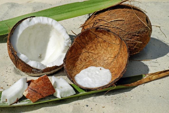 Kokosöl: Gesund und lecker