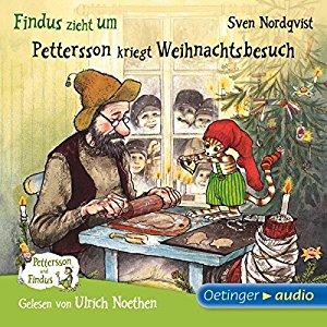 Sven Nordqvist: Findus zieht um / Pettersson kriegt Weihnachtsbesuch
