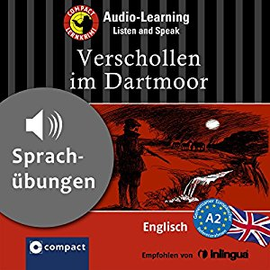 H rbuch verschollen im dartmoor compact lernkrimi audio for Interieur aussprache