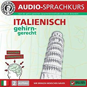 H rbuch italienisch gehirn gerecht 2 aufbau for Interieur aussprache