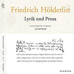 Hörbuch Lyrik Und Prosa Von Friedrich Hölderlin Hörbuch