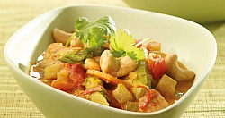 Thai-Curry-Eintopf